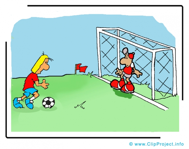 Image title: Free Kick...