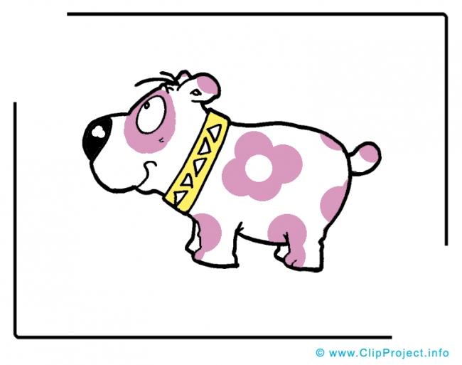 Cartoon Dog Clip Art Image free
