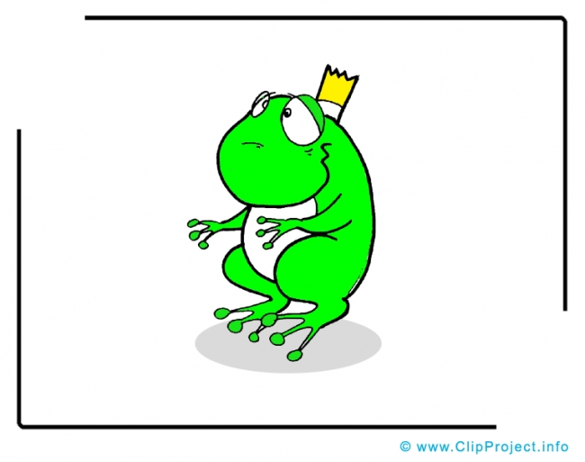 Frog Clip Art Image free - Animals Clip Art Images free