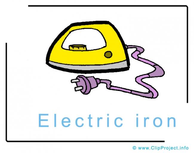 Iron Clip Art Image free