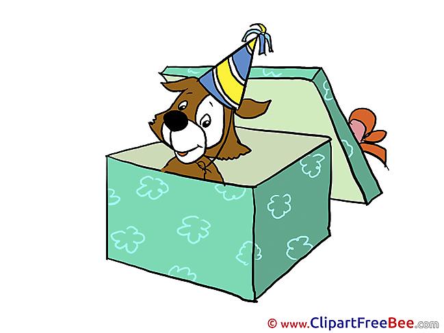 Box Surprise free Illustration Birthday