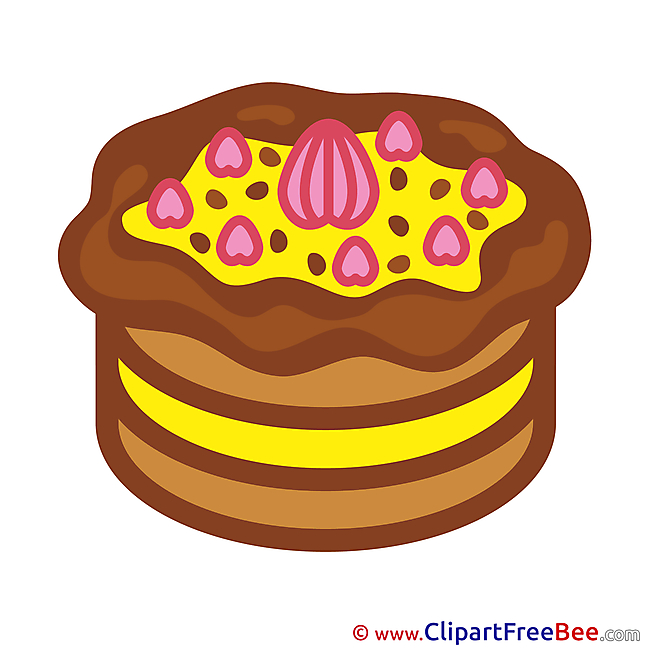 Pastry Clipart Birthday free Images