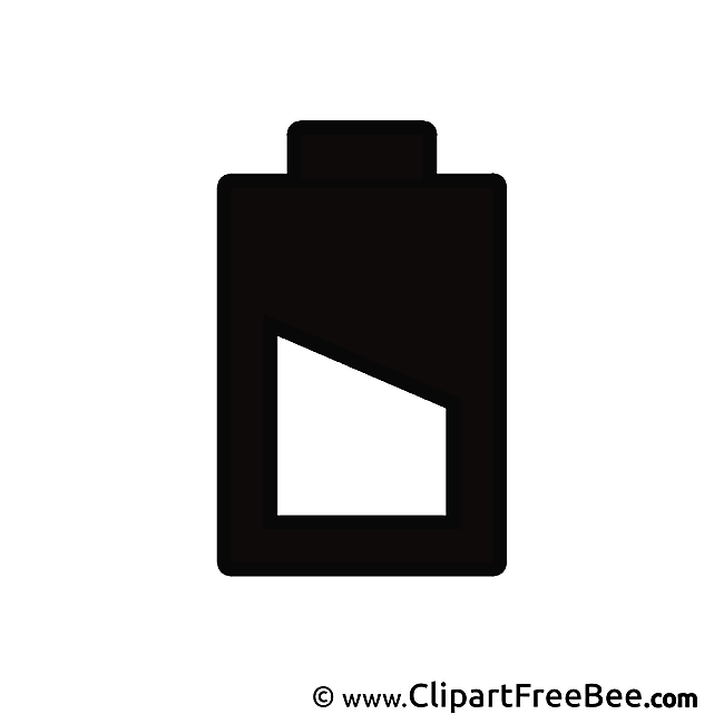 Battery Clipart free Illustrations