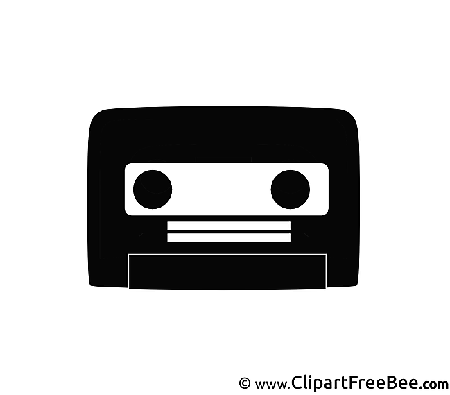 Cassette Images download free Cliparts