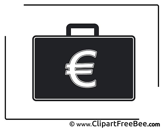 Euro Briefcase Pics free download Image