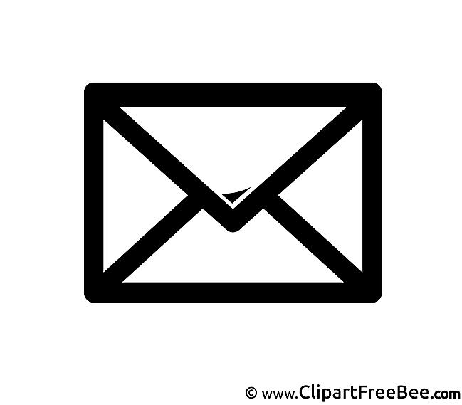 Letter Envelope download Clip Art for free