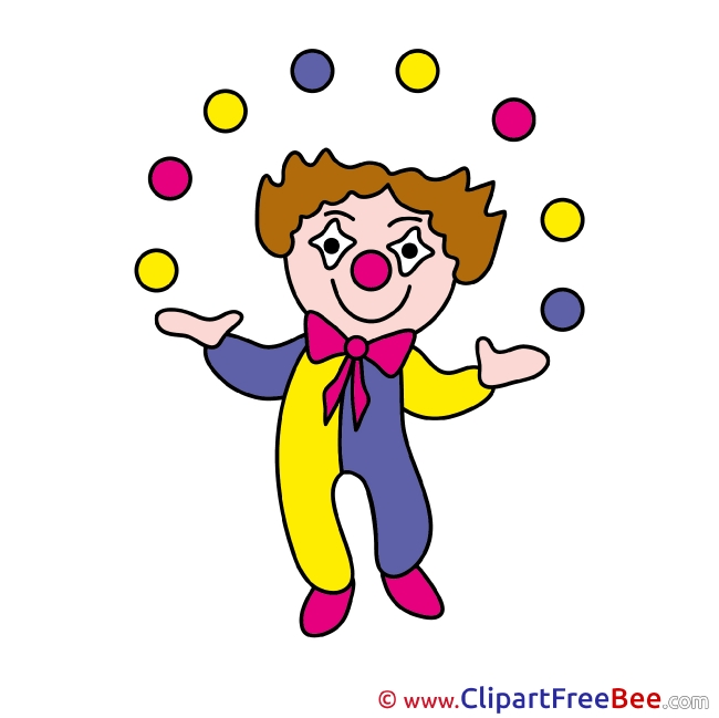 Clown Balls Images download free Cliparts