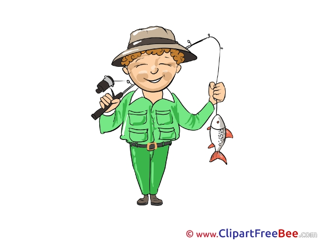 Fisherman free Cliparts for download
