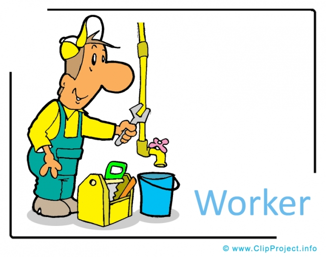 Worker Clipart Image - Career Clipart Images