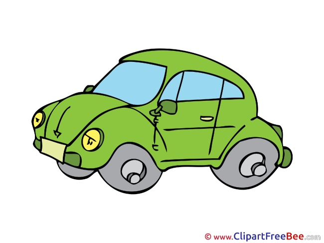 Automobile Car printable Illustrations for free