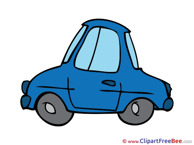 Car Cliparts printable for free