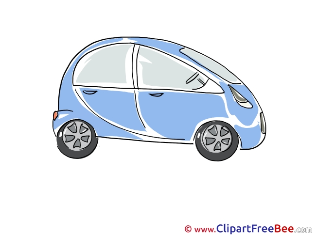 Car free Illustration download