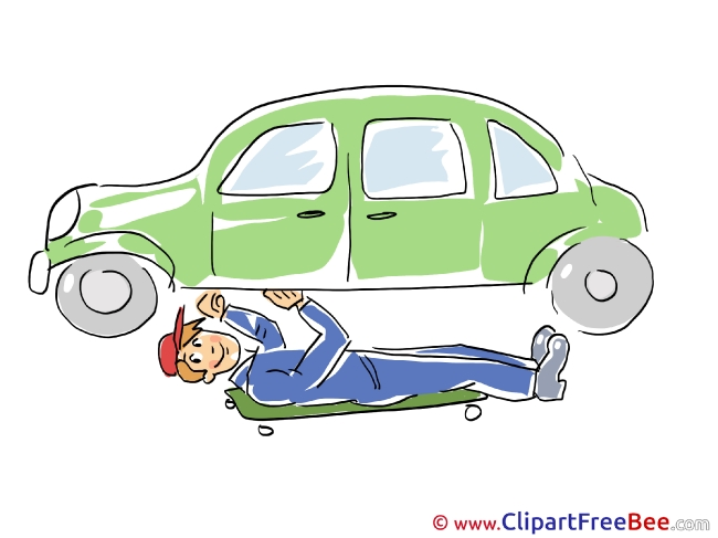 Car Repair free Cliparts for download