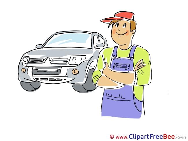Mechanic Pics free Illustration