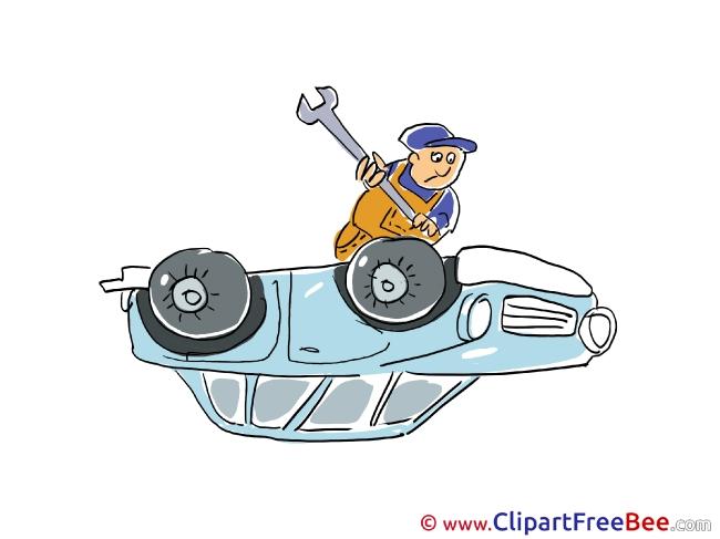 Repairs Car printable Images for download