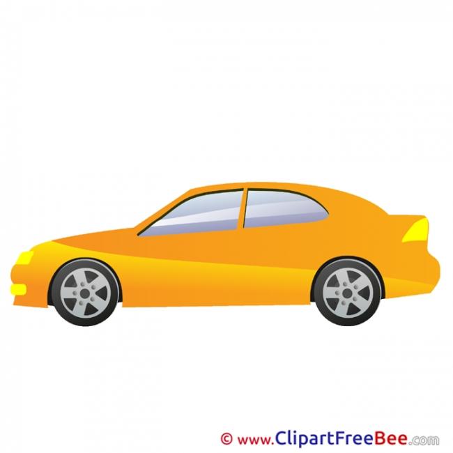 Sedan Car free Cliparts for download