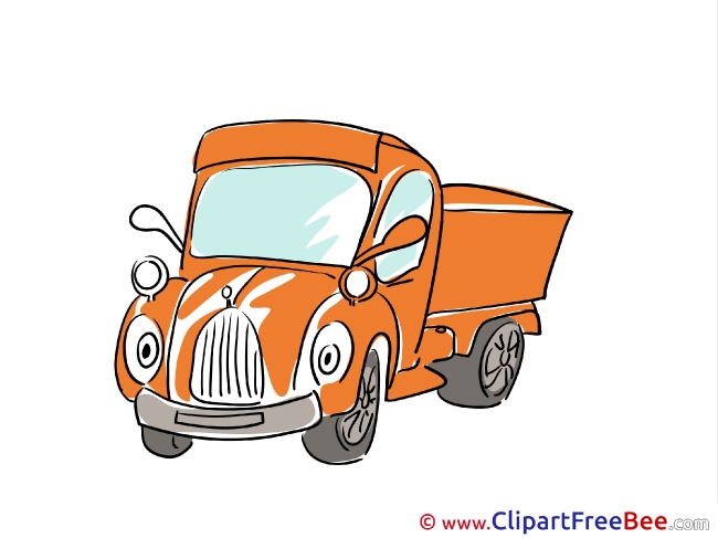 Truck Clipart free Image download