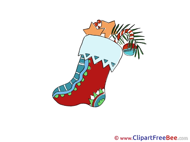 Christmas Sock free Images download