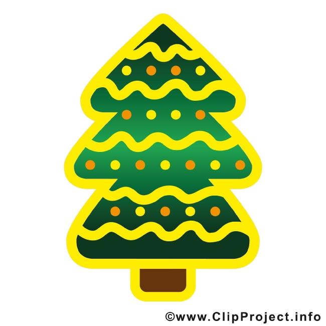 Christmas Tree Clipart gratis