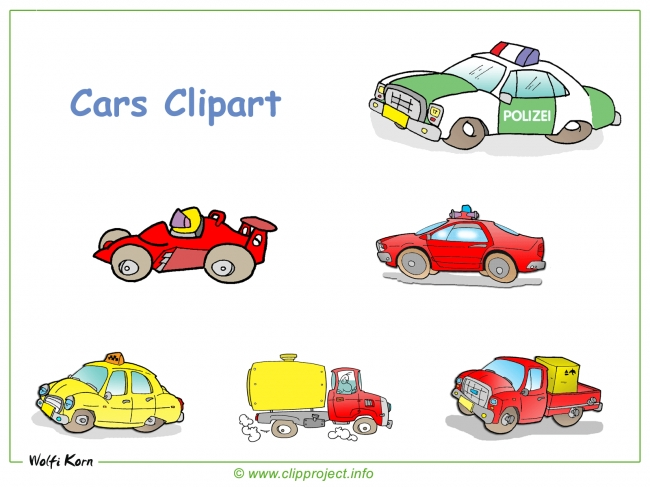 Clipart Cars Desktop Background - Free Desktop Backgrounds download
