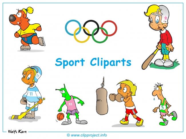 Sports Clipart Images Desktop Background - Free Desktop Backgrounds