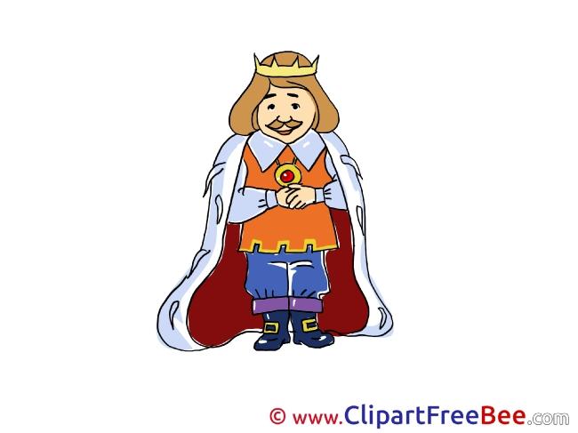 King Pics Fairy Tale Illustration