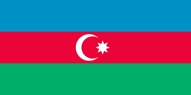 Azerbaijan flag free image