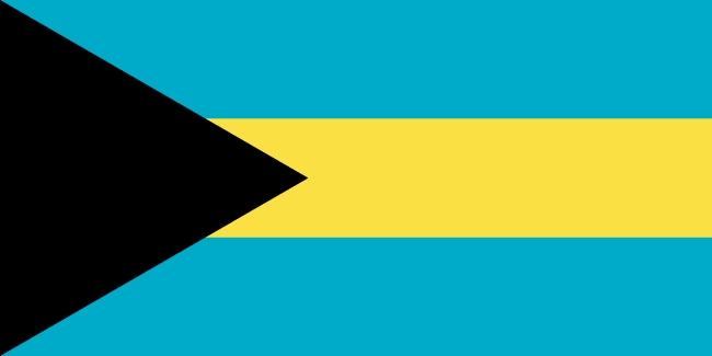 Bahamas flag image free