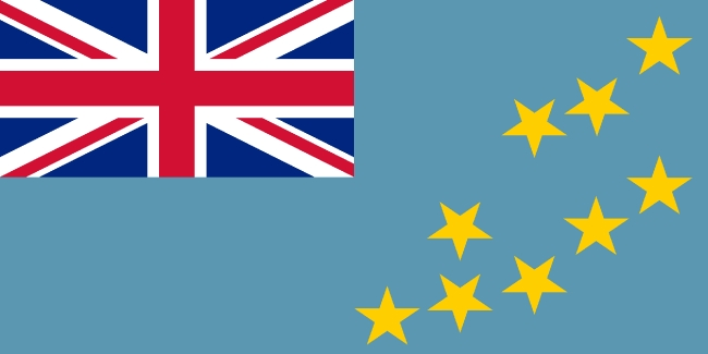 Flag of Tuvalu image free