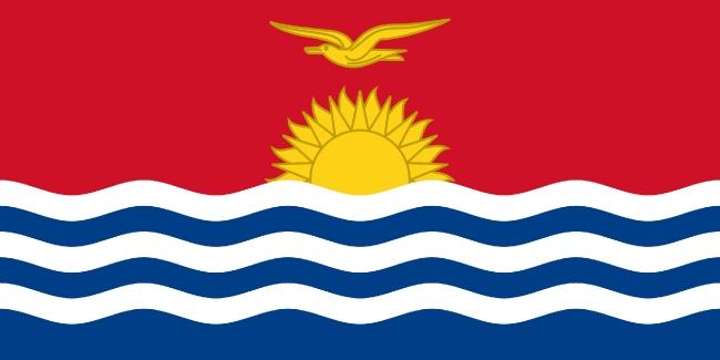 Kiribati flag free image