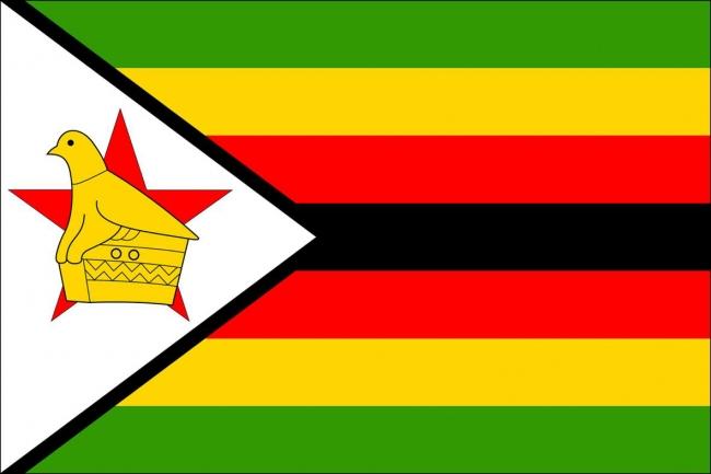 Zimbabwe flag image free