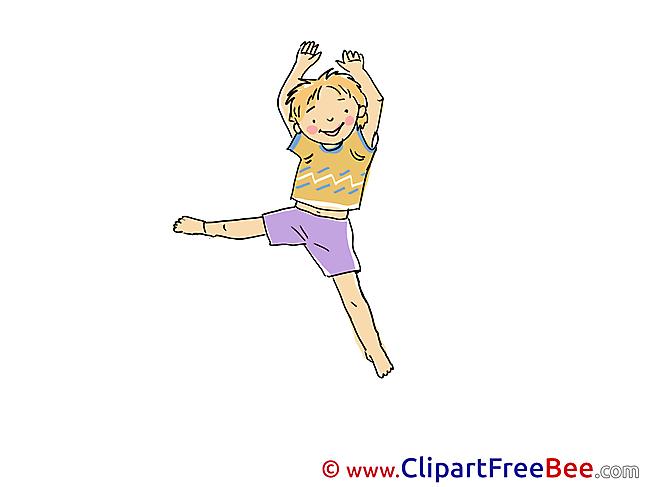 Gymnastics Pics Vacation free Cliparts