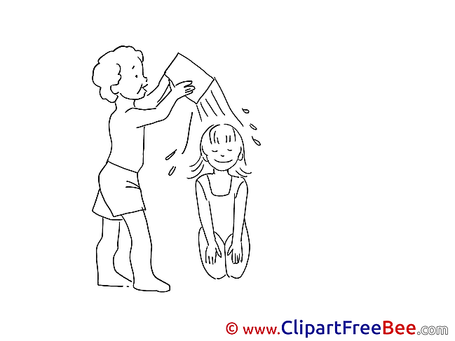 Pouring Clip Art download Vacation
