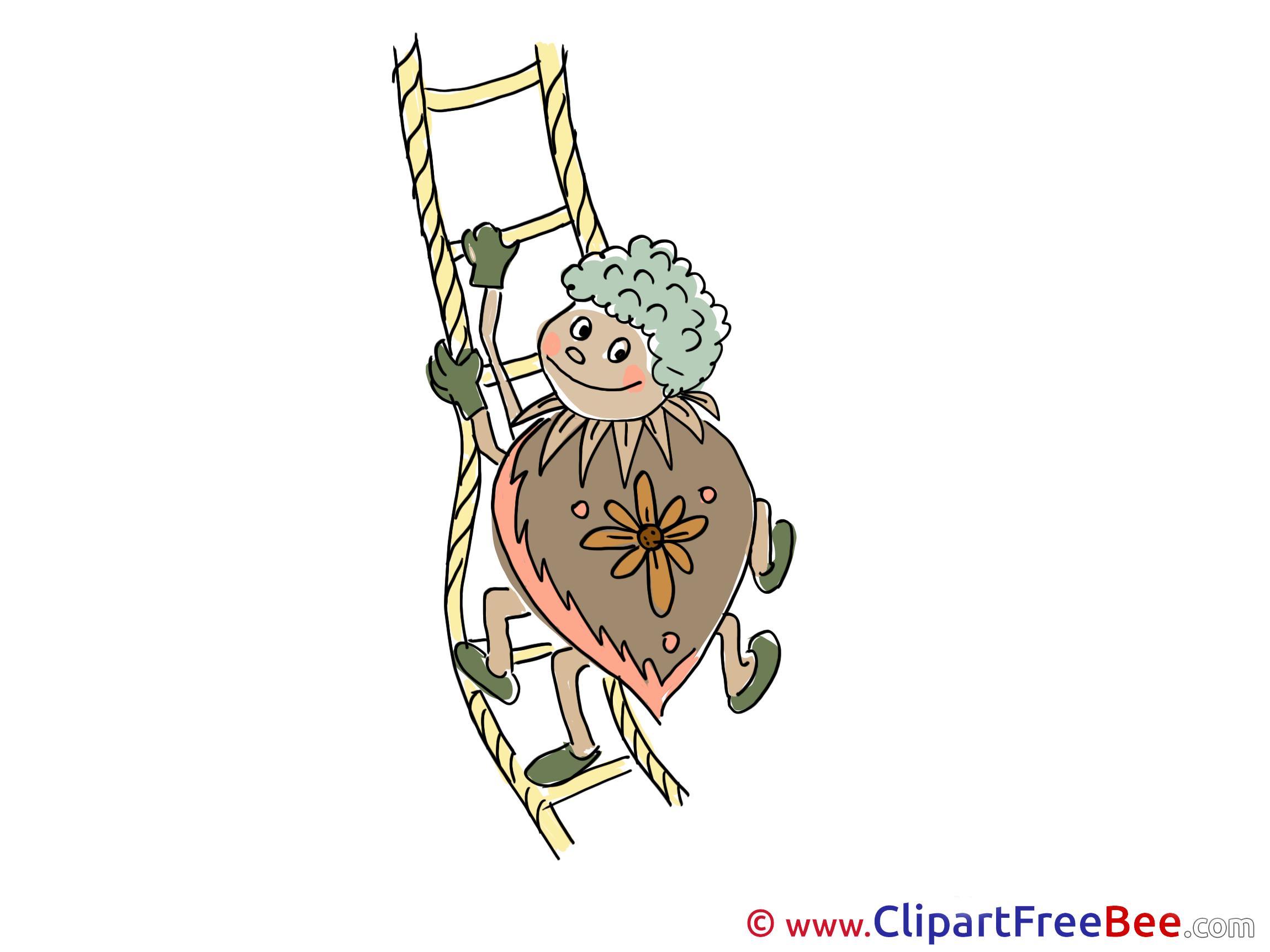 Ladder Bug download printable Illustrations