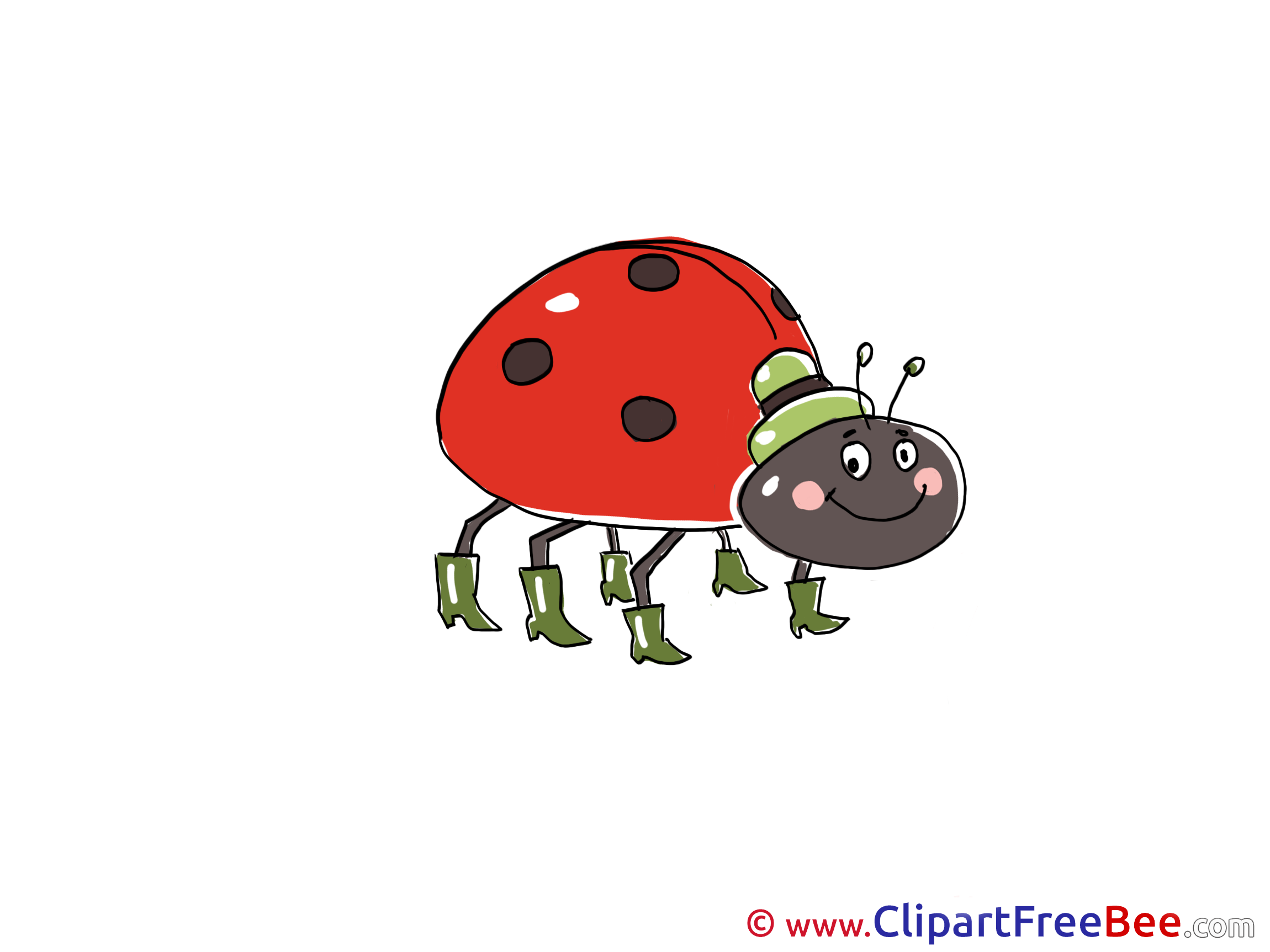 Ladybug free Cliparts for download