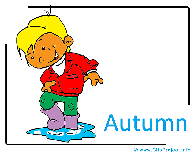 Autumn Clipart Image free - Kindergarten Clipart Images for free