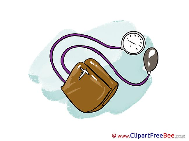 Stethoscope download printable Illustrations