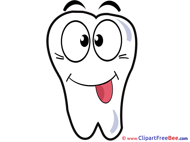 Tongue Tooth printable Images for download