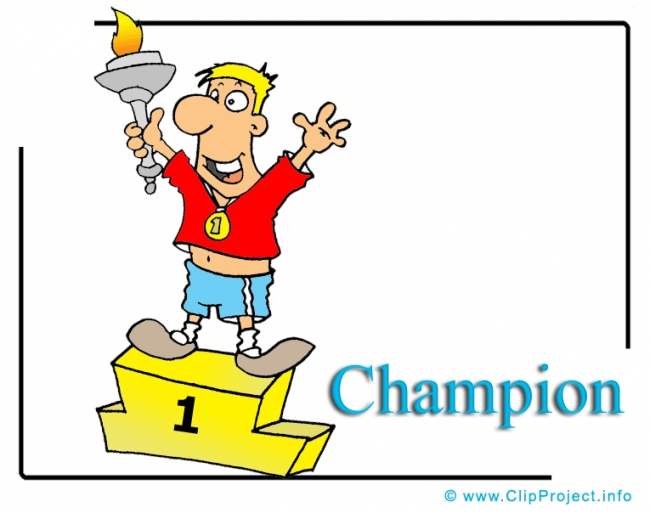 Image title: Champion Clipart