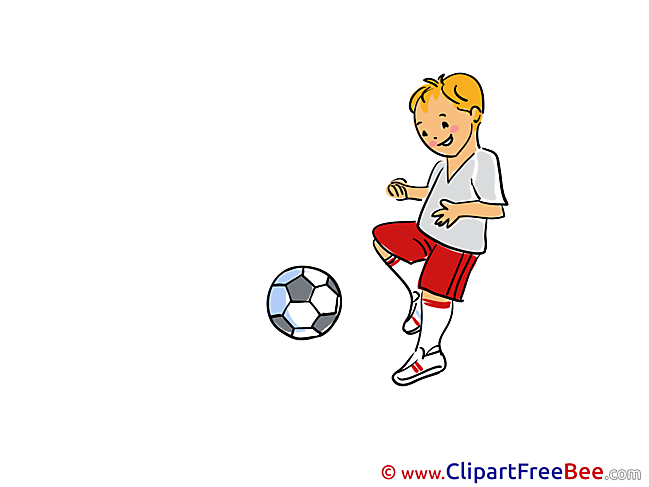 Children Football Pics Football free Cliparts
