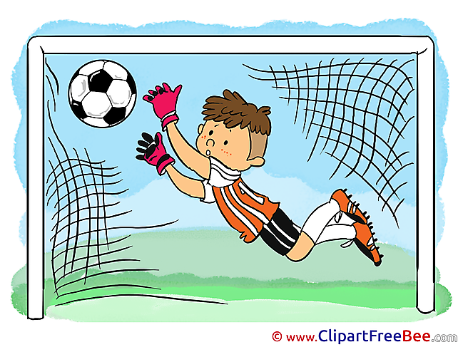 Dangerous Moment Clip Art download Football