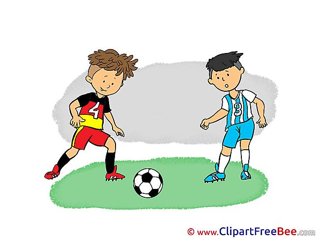 Defender Football download Illustration