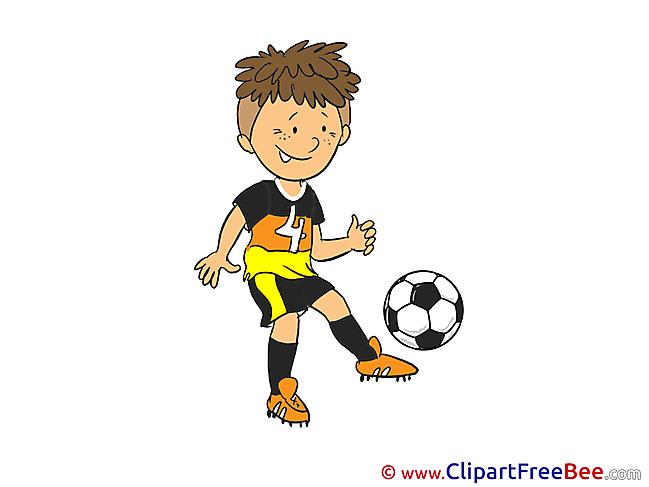 Footballer printable Football Images