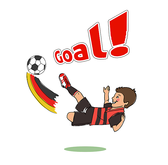 Goal printable Football Images