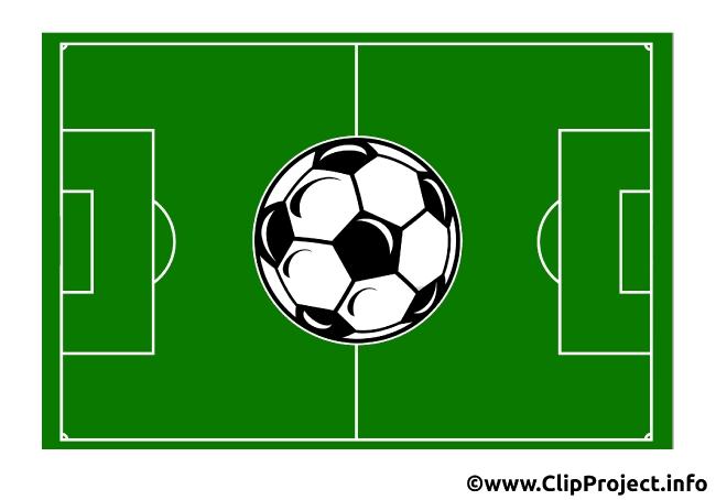 Socer Field Clip Art
