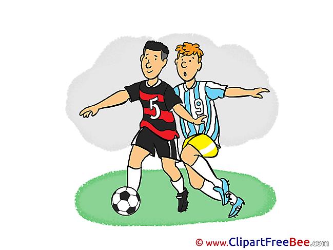 Violation printable Football Images