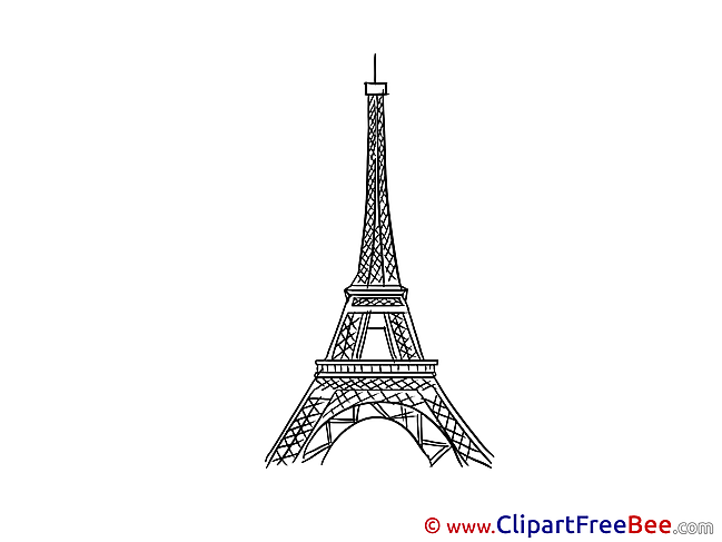 Eiffel Tower France free Illustration download