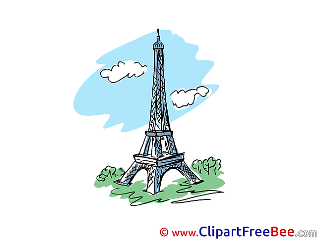 Eiffel Tower free Illustration download