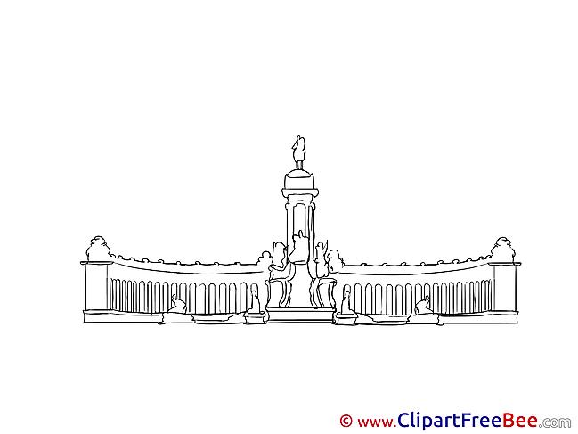 Saint Petersburg Clipart free Illustrations