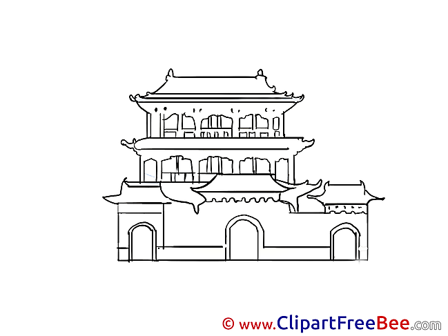 Temple Clipart free Image download